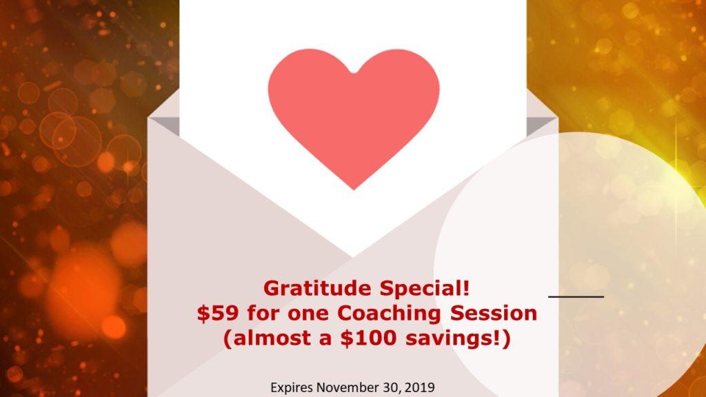 Gratitude Special