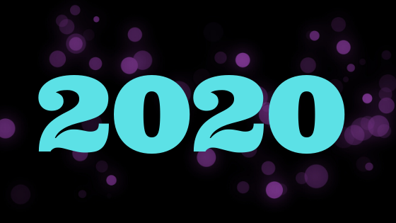 New Year New Word 2020!